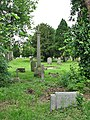 St Mary's church - churchyard - geograph.org.uk - 850775.jpg