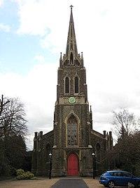 St Michael's church, Highgate - geograph.org.uk - 1784342.jpg