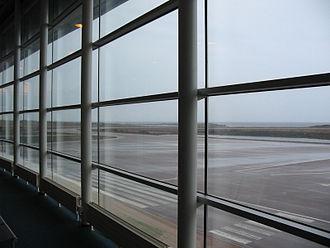 Saint-Pierre Airport - Image: St Pierre Airodrome