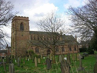 Church of St Wilfrid, Northenden Church in Greater Manchester, England