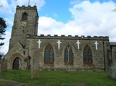 St Wilfrids Church, Calverton - geograph.org.uk - 1758901.jpg