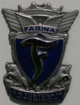 Stabilimenti Farina - Image: Stabilimenti Farina crest (cropped)