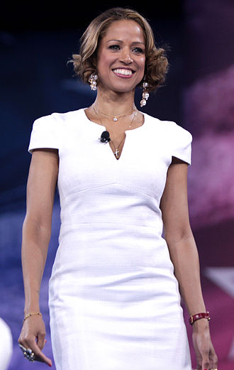 Stacey Dash - Dash at CPAC, 2016.
