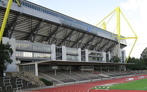 Rote Erde Lippstadt stadion rote erde wikivisually