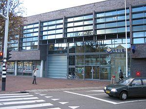 Segbroek - Segbroek's sub-municipal office.