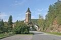 Stadt- bzw. Uhrturm im Hardegg 04.JPG