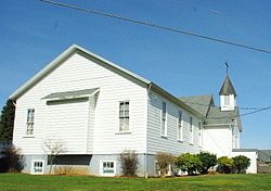 Baptist church in Stafford