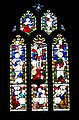 Stained Glass Window, Holy Rood Church, Wool - geograph.org.uk - 568364.jpg