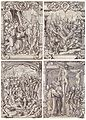 Stained Glass Window Designs for the Passion of Christ, by Hans Holbein the Younger.jpg