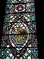 Stained glass masonic 3 Cathedral Glasgow.JPG