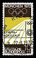 Stamps of Germany (BRD), Olympiade 1972, Ausgabe 1969, 10 Pf, Sonderstempel.jpg