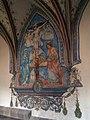 """Stanislaw Samostrzelnik """"Crucifixion"""" (polychrome ,1530-1541) Cistercian Abbey of Mogila Nowa Huta.jpg"""