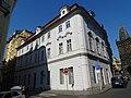 Staré Město, Celetná 31, Králodvorská 2, Seebergrovský palác.jpg