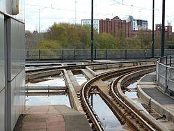 Start of Trafford Line at Pomona (2).JPG
