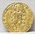 Stato della chiesa, senato romano, emissione aurea, 1350-1410 ca. 01.JPG