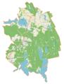 Stawiguda (gmina) location map.png