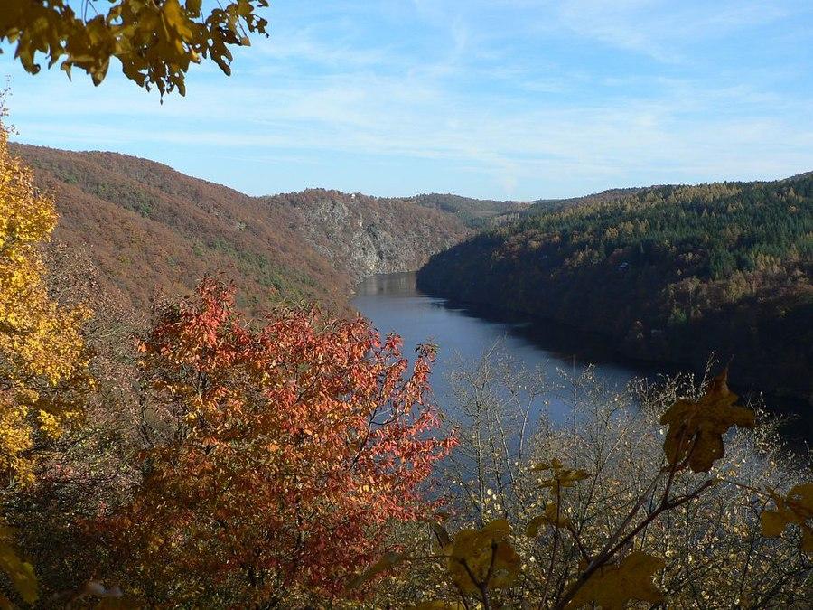 Štěchovice Reservoir