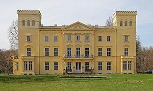 Steinhöfel - Image: Steinhoefel Schloss und Landschaftspark 01