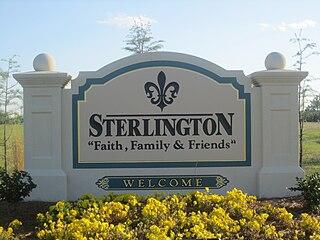 Sterlington, Louisiana Town in Louisiana, United States
