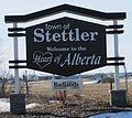 Stettler AB sign.JPG