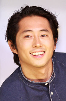 Steven Yeun at the 2013 San Diego Comic Con.jpg
