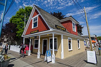 Once Upon a Time (TV series) - Steveston, BC doubles as the town of Storybrooke, Maine