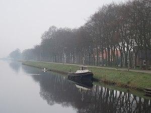 Stieltjeskanaal - Stieltjeskanaal