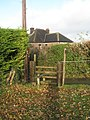 Stile in Coldhill Lane - geograph.org.uk - 1585612.jpg