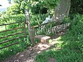 Stile on Dark Hill - geograph.org.uk - 520599.jpg