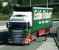 "Stobart H5130 ""Sandra Ann"" (PX07 BXK) 2007 Scania R420, 9 August 2007.jpg"