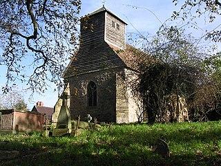 Stockton on Teme village in United Kingdom