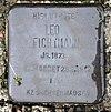 Stolperstein Albert-Einstein-Str 15 (Adler) Leo Fichtmann.jpg