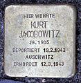 Stolperstein Anzengruberstr 10 (Neukö) Kurt Jacobowitz.jpg