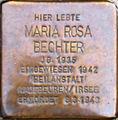 Stolperstein Kloster Irsee, Maria Rosa Bechter.jpg