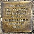 Stolperstein Ostender Str 2 (Wedd) Toni Schwarz.jpg