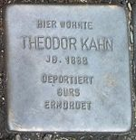 Stolperstein Theodor Kahn Offenburg.jpg