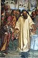 Storie di s. benedetto, 12 sodoma - Come Benedetto riceve li due giovanetti romani Mauro e Placido 05.JPG