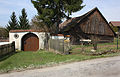 Stránecká Zhoř, Frankův Zhořec, old farm.jpg