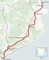 Streckenkarte Barcelona-Cerbère int.png