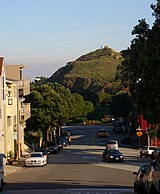 This is Corona Heights Park