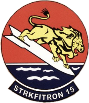 VFA-15 - Image: Strike Fighter Squadron 15 (US Navy) insignia c 2008