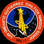 Missionsemblem STS-59