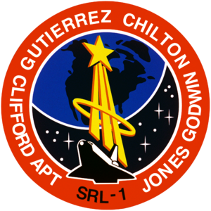 Michael R. Clifford - Image: Sts 59 patch