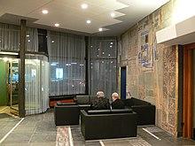 Oberer Bereich Des Foyers, Detail
