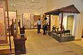 Subrata Sen With Gopal Chandra Hazra And Prabir Ghosh Visiting Gallery - Gandhi Memorial Museum - Barrackpore - Kolkata 2017-03-31 1286.JPG