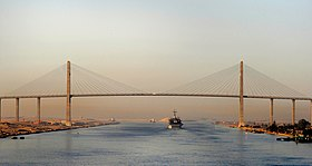 Image illustrative de l'article Pont du Canal de Suez