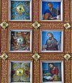 Sufit w kościele sw Jana Chrzciciela i Miachała Archanioła, Lubawa 07.jpg