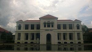 Pekan, Pahang - Sultan Abu Bakar Museum