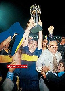 Boca Juniors in international football competitions