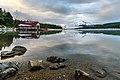 Sunrise at Maligne lake 3.jpg